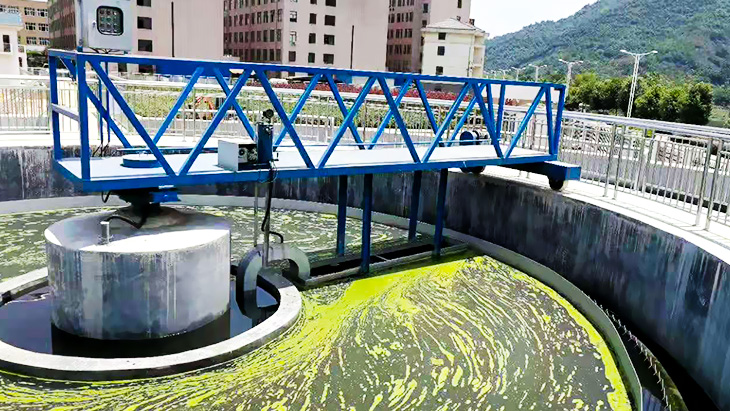 襄绿环保造纸印刷污水处理案例