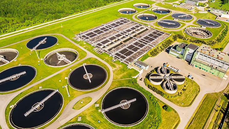 江苏襄绿环保石油化工工业废水处理工程案例